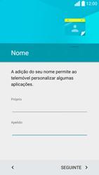 LG C70 / SPIRIT - Primeiros passos - Como ligar o telemóvel pela primeira vez -  11
