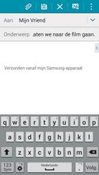 Samsung A300FU Galaxy A3 - E-mail - hoe te versturen - Stap 9