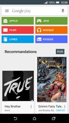 HTC One A9 - Applications - Télécharger une application - Étape 4