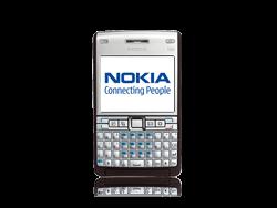 Nokia E61i - Internet - Overzicht mogelijkheden - Stap 5