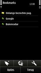 Nokia E7-00 - Internet - hoe te internetten - Stap 10