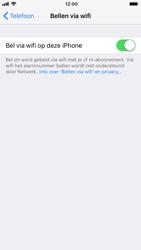 Apple iPhone 6 - iOS 12 - Bellen - bellen via wifi (VoWifi) - Stap 7