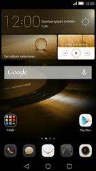 Huawei Ascend Mate 7 4G (Model MT7-L09) - E-mail - Hoe te versturen - Stap 2