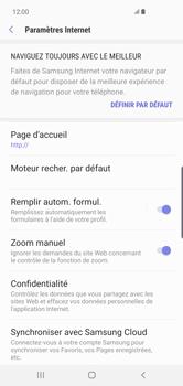 Samsung Galaxy S10 Plus - Internet - configuration manuelle - Étape 29