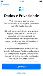 Apple iPhone 6s - iOS 12 - Primeiros passos - Como ligar o telemóvel pela primeira vez -  9