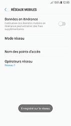 Samsung Galaxy J5 (2017) - Réseau - Sélection manuelle du réseau - Étape 11