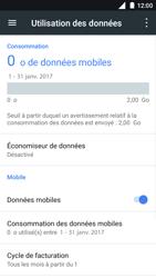 Nokia 5 - Internet - Configuration manuelle - Étape 5