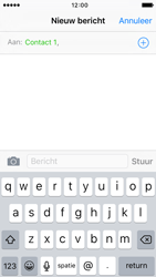 Apple iPhone 5c iOS 9 - MMS - hoe te versturen - Stap 6