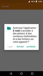 Crosscall Core X3 - E-mails - Ajouter ou modifier votre compte Yahoo - Étape 4