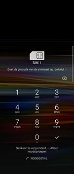 Sony Xperia 10 - Internet - buitenland - Stap 35