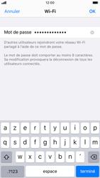 Apple iPhone 6s - iOS 13 - Internet - comment configurer un point d'accès mobile - Étape 5