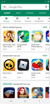 Samsung galaxy-j4-plus-dual-sim-sm-j415fn-android-pie - Applicaties - Downloaden - Stap 5