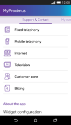 HTC One M8 - Applications - MyProximus - Step 24