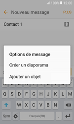 Samsung Galaxy Xcover 3 VE - MMS - envoi d'images - Étape 12