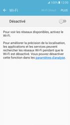 Samsung G930 Galaxy S7 - Wi-Fi - Accéder au réseau Wi-Fi - Étape 5