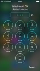 Apple iPhone 5s iOS 10 - Internet - Configurar Internet - Paso 17