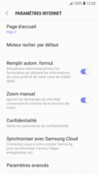 Samsung G920F Galaxy S6 - Android Nougat - Internet - Configuration manuelle - Étape 27
