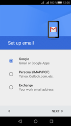 Huawei Huawei Y5 II - E-mail - Manual configuration (gmail) - Step 8