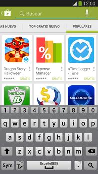 Samsung Galaxy Note 3 - Aplicaciones - Descargar aplicaciones - Paso 15