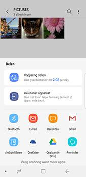 Samsung Galaxy S8 - Android Oreo (SM-G950F) - Contacten en data - Foto