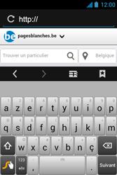 Acer Liquid Z3 - Internet - Navigation sur internet - Étape 16
