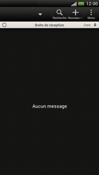 HTC Z520e One S - E-mail - Configurer l
