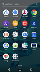 Sony Xperia XZ - Android Nougat - Contacten en data - Contacten kopiëren van toestel naar SIM - Stap 3