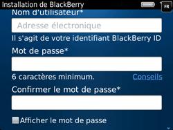 BlackBerry 9720 Bold - Applications - Télécharger des applications - Étape 11