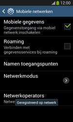 Samsung Galaxy S3 Lite (I8200) - Netwerk - gebruik in het buitenland - Stap 14