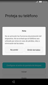 Huawei GX8 - Primeros pasos - Activar el equipo - Paso 12