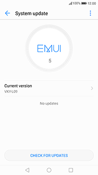 Huawei P10 Plus - Device - Software update - Step 6