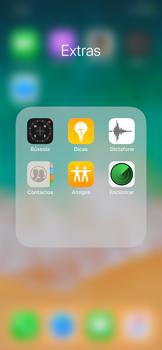 Apple iPhone X - Contactos - Como adicionar um novo contacto -  4