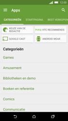 HTC One M8s (Model 0PKV100) - Applicaties - Downloaden - Stap 6