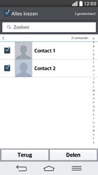 LG D620 G2 mini - Contactgegevens overzetten - delen via Bluetooth - Stap 7