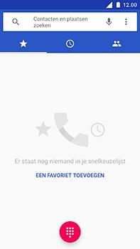 Nokia 6 - Voicemail - Handmatig instellen - Stap 4