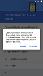 Sony Xperia XZ - Android Nougat - Primeros pasos - Activar el equipo - Paso 12