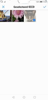 Huawei P20 Pro Dual-SIM (Model CLT-L29) - E-mail - Bericht met attachment versturen - Stap 14