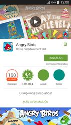 Samsung Galaxy A3 - Aplicaciones - Descargar aplicaciones - Paso 17