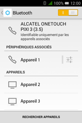 "Alcatel Pixi 3 - 3.5"" - Bluetooth - connexion Bluetooth - Étape 10"