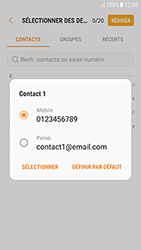 Samsung Galaxy J3 (2017) - MMS - Envoi d