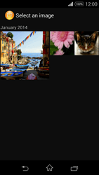 Sony D2203 Xperia E3 - Mms - Sending a picture message - Step 16