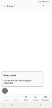 Samsung Galaxy Note9 - Internet no telemóvel - Como configurar ligação à internet -  23