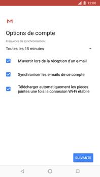 Nokia 8 Sirocco - E-mail - Configuration manuelle - Étape 19