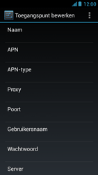 Acer Liquid Z5 - MMS - Handmatig instellen - Stap 9