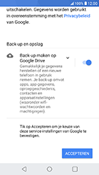 LG K11 - Applicaties - Account aanmaken - Stap 19