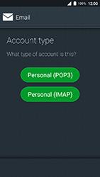 Doro 8035 - Email - Manual configuration IMAP without SMTP verification - Step 7