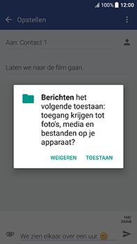 HTC U11 - MMS - hoe te versturen - Stap 13