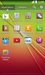 LG F70 - Applications - Télécharger une application - Étape 3
