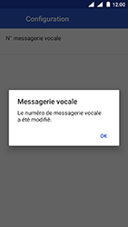 Nokia 3 - Android Oreo - Messagerie vocale - configuration manuelle - Étape 13