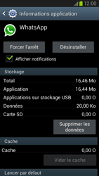 Samsung Galaxy S3 4G - Applications - Supprimer une application - Étape 6